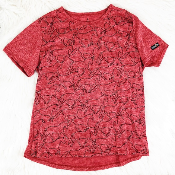 T shirt Brodé | Fil and Horse